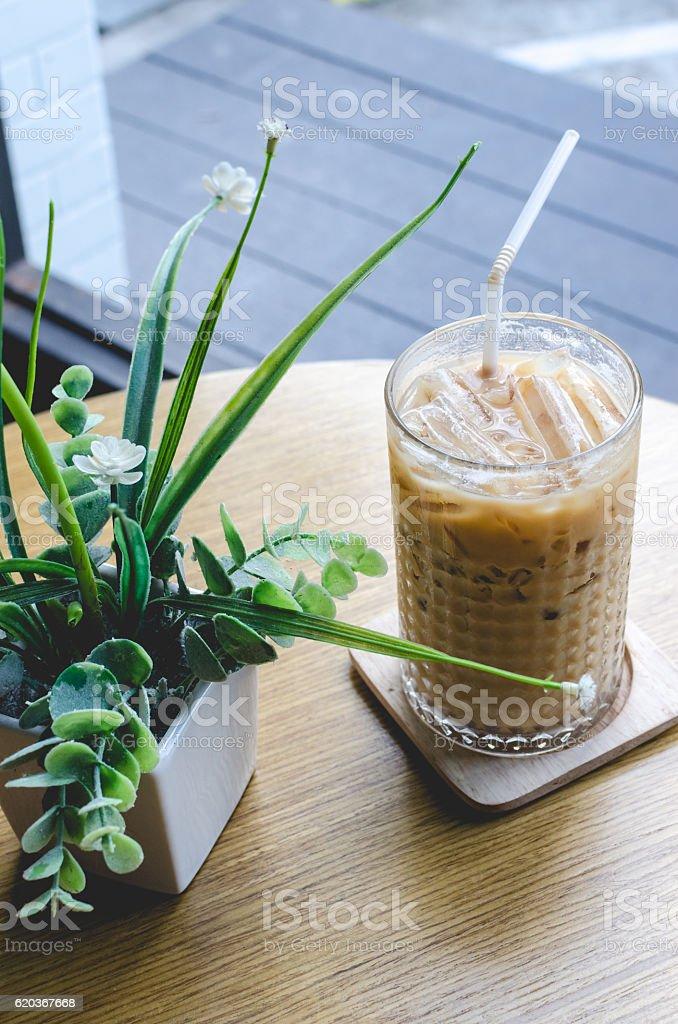 Kawa mrożona  zbiór zdjęć royalty-free