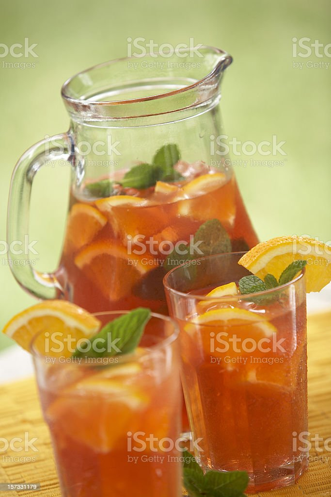 Iced Drink 1 royalty-free stock photo