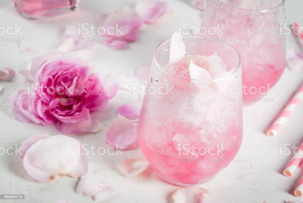 Iced summer dessert Frose