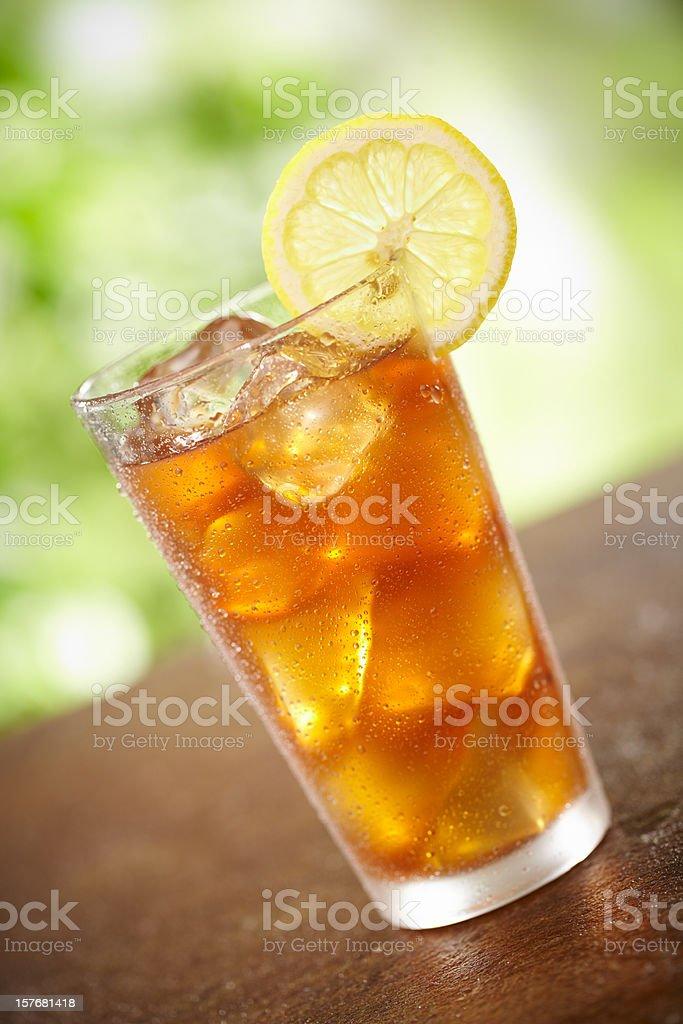 Iced Tea stock photo