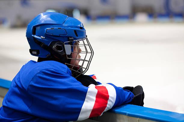 Eishockey Spieler – Foto