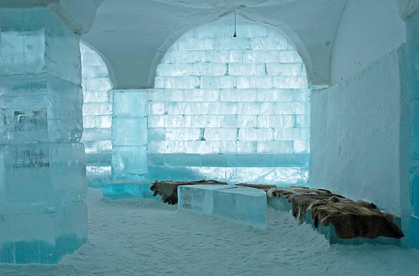 icehotel - norrbotten bildbanksfoton och bilder
