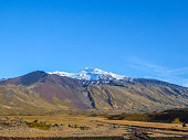 istock Iceland - Autumn vibes below the glacier 1145477945