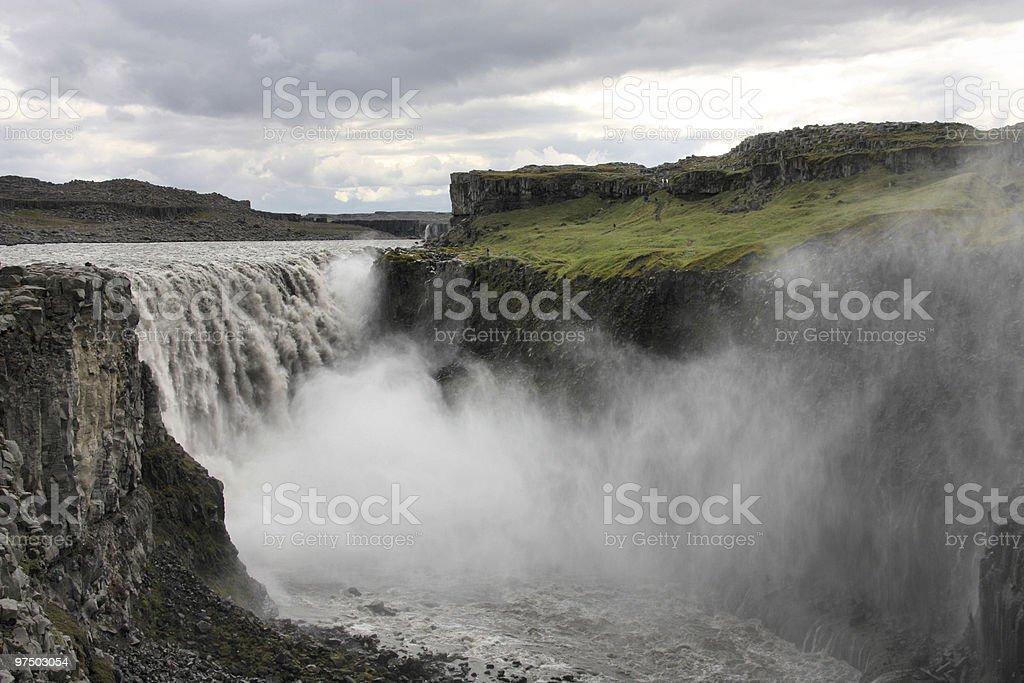 Iceland National Park royalty-free stock photo