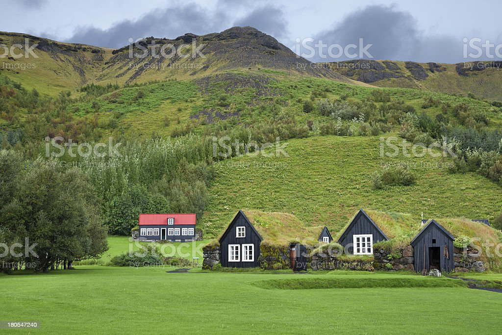 Iceland. royalty-free stock photo