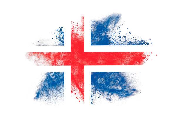 Islândia - foto de acervo