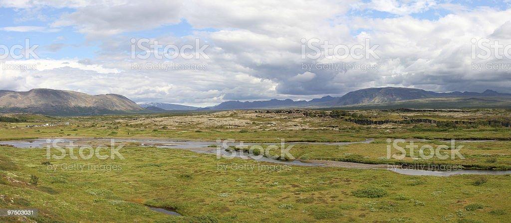 Iceland royalty-free stock photo