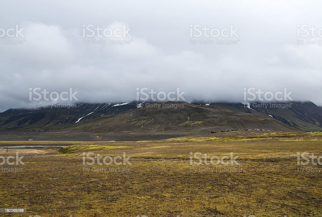 Island - Durchs wilde Hochland royalty-free stock photo
