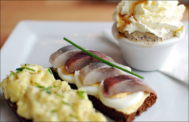 Icelandic Delicacy stock photo
