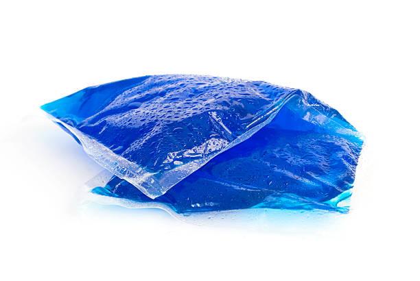 icepack - crioterapia foto e immagini stock