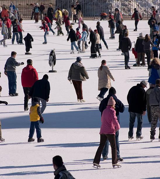 Ice-skating圖像檔