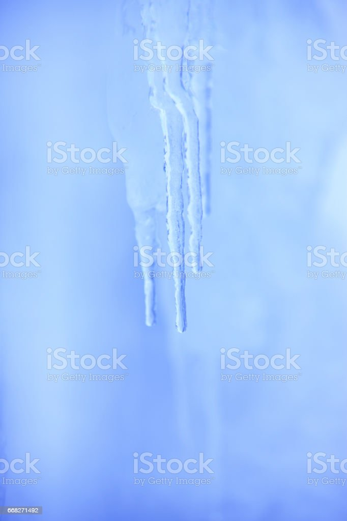Icicle foto stock royalty-free