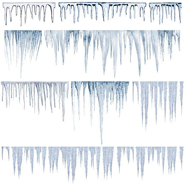 icicles - 고드름 뉴스 사진 이미지