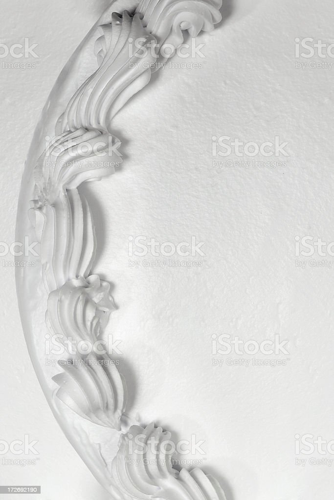 Icing on the Cake royalty-free stock photo