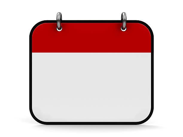 icône de calendrier - calendrier digital journée photos et images de collection