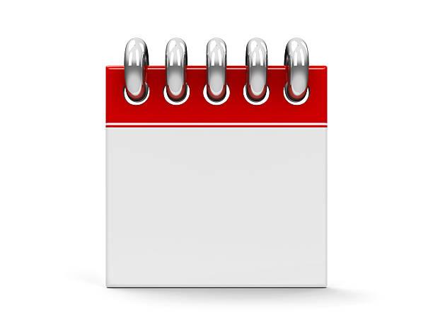 icon calendar #3 - kalender icon stock-fotos und bilder