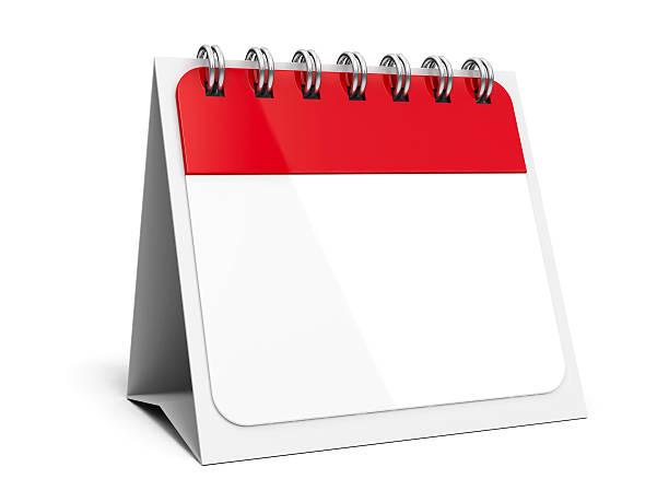 icon calendar spiral #4 - calendrier digital journée photos et images de collection