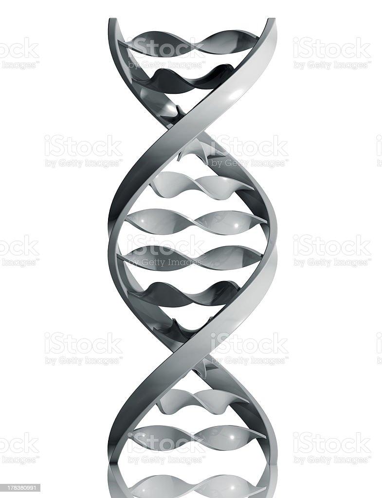 DNA icon. stock photo