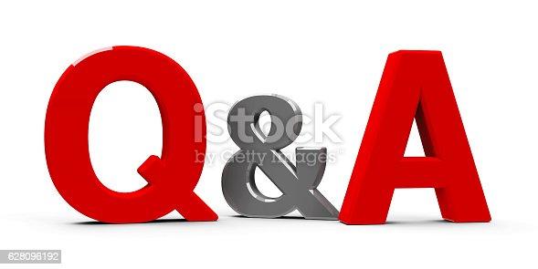 istock Q&A icon 628096192