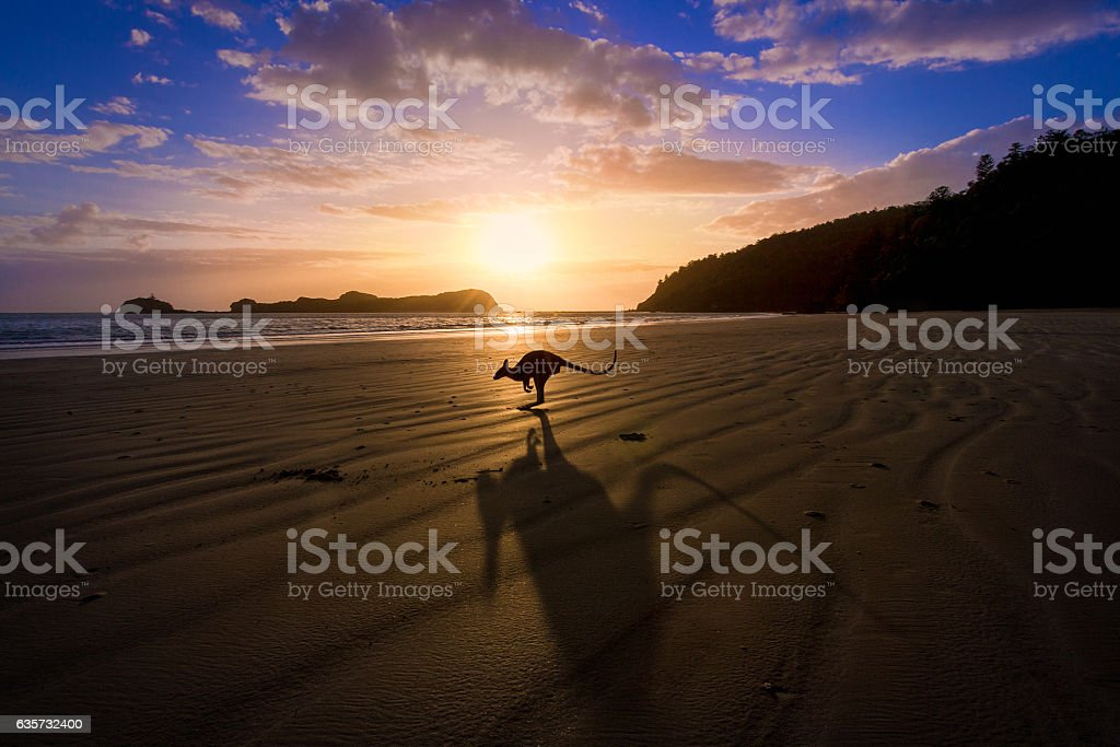 Iconic Australian Theme stock photo