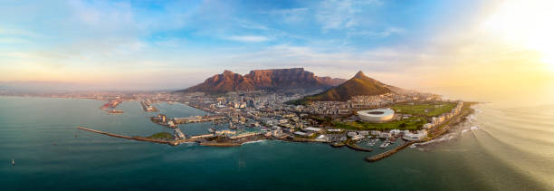iconic cape town - south stock pictures, royalty-free photos & images