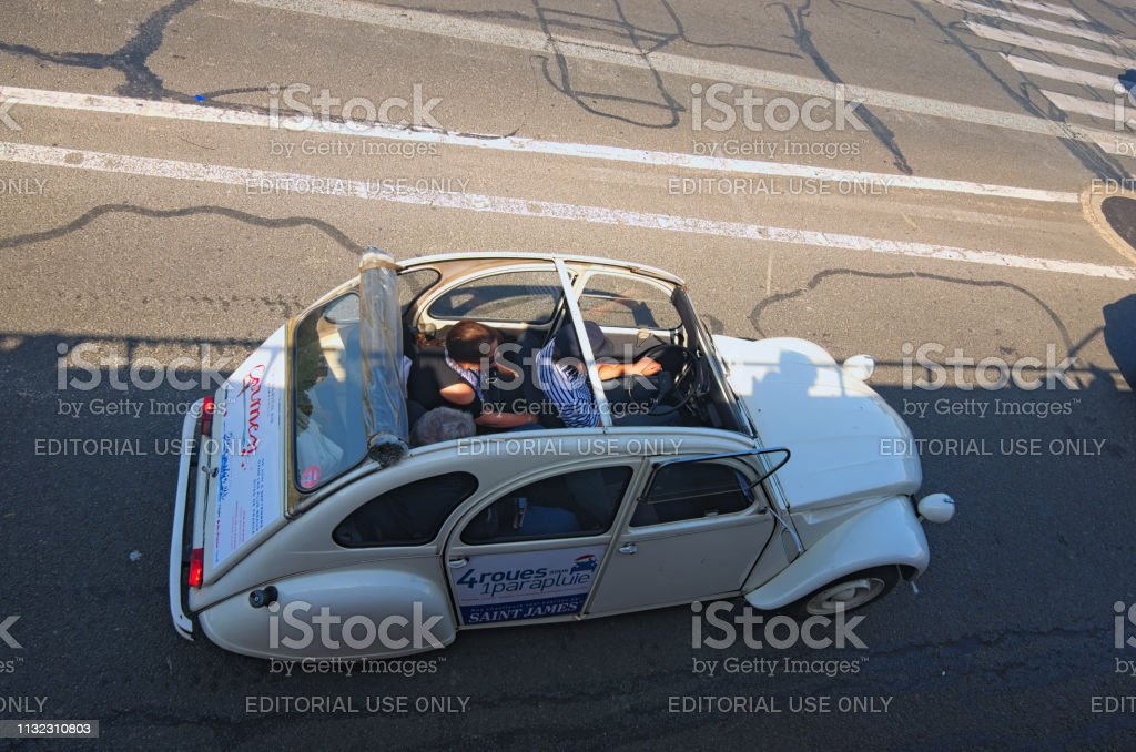 Iconic Citroen 2cv For Rent Vintage French Car With Driver Is A Very
