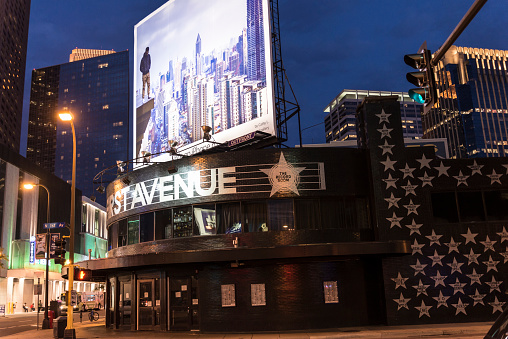 Iconic First Avenue Music Venue in Downtown Minneapolis