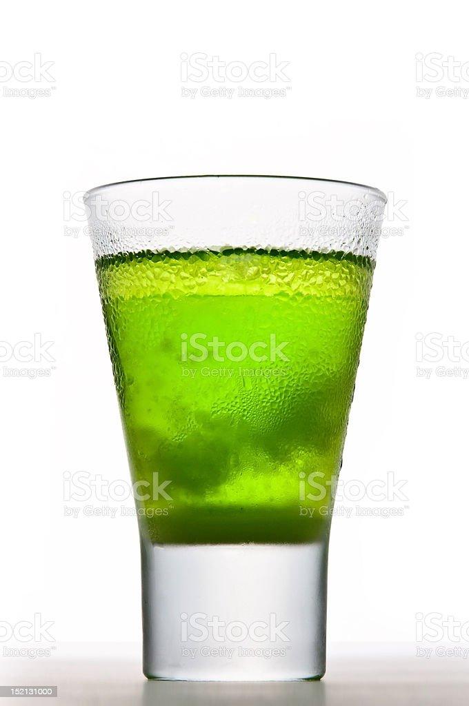 Icy Absinth drink – Foto