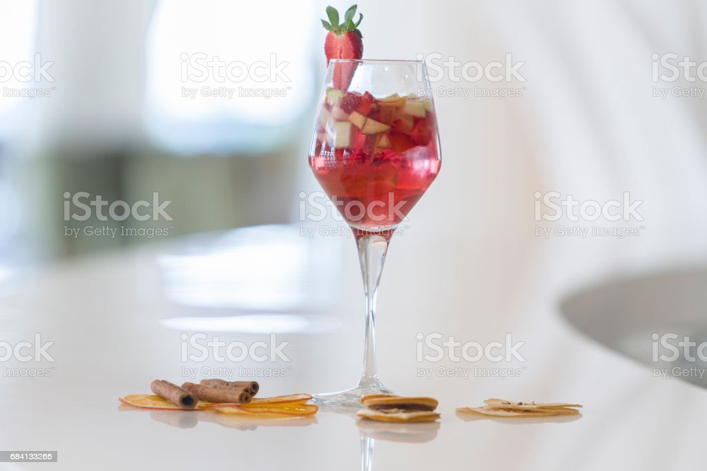 Icy cold drink foto stock royalty-free