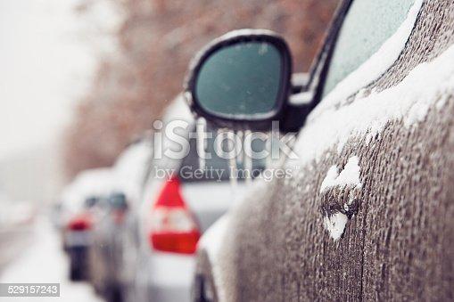 istock Icy rain 529157243