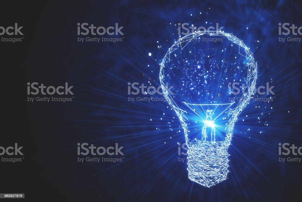 Idee und das künftige Konzept – Foto