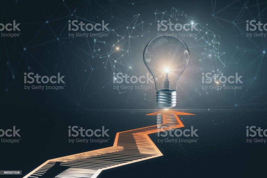 Konzept, Idee und innovation – Foto