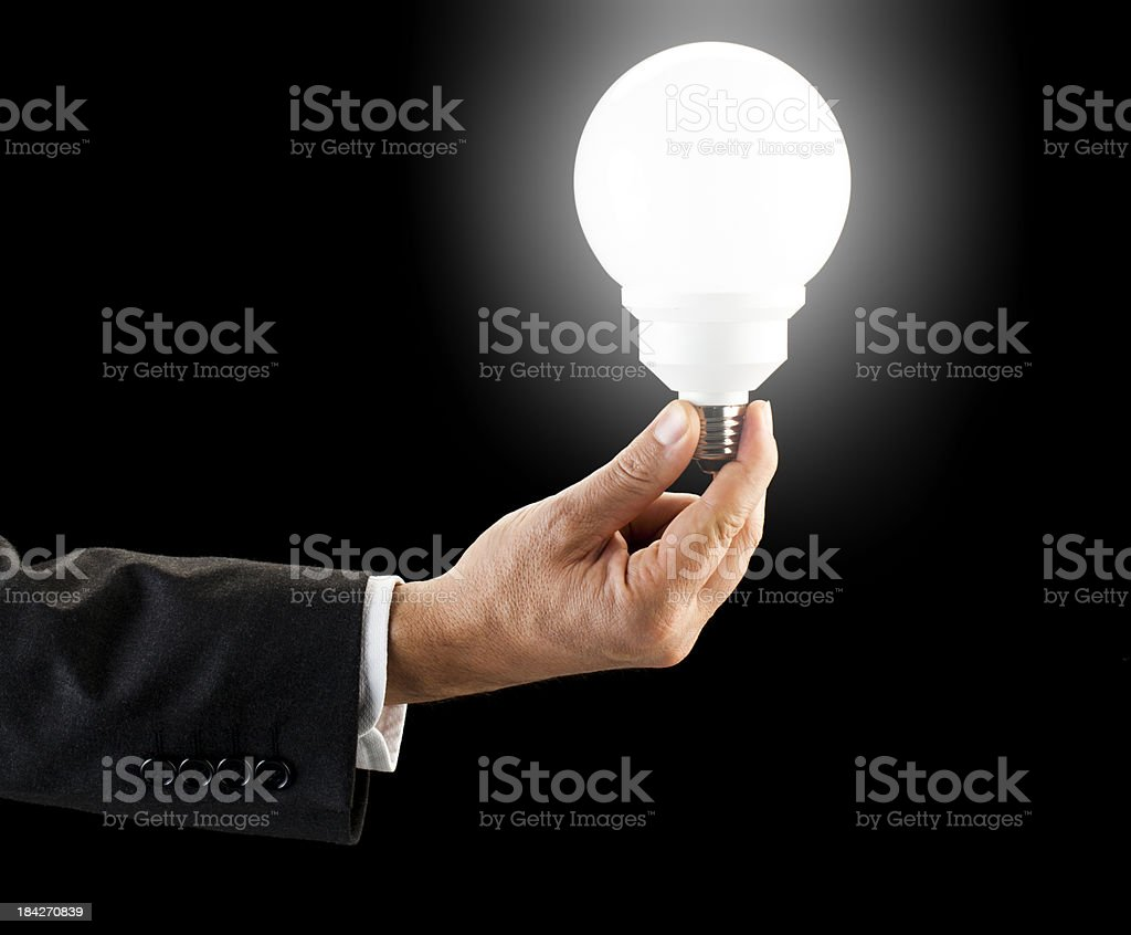 Idea concept royalty-free stock photo