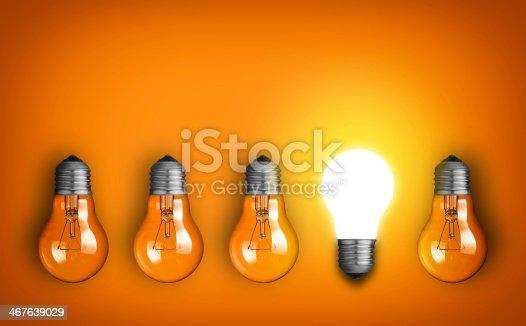 istock Idea concept 467639029