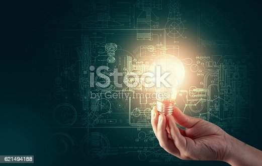 istock Idea concept 621494188