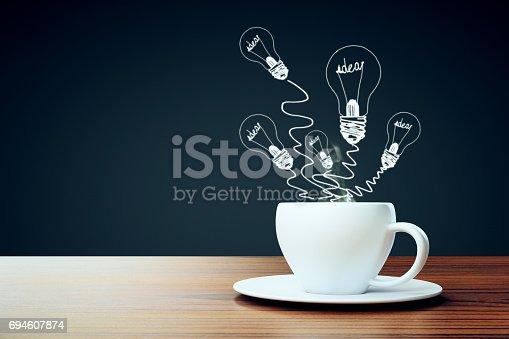 istock Idea concept 694607874