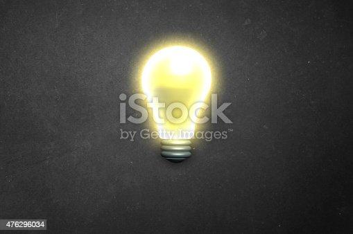 578276932 istock photo Idea Light bulb 476296034
