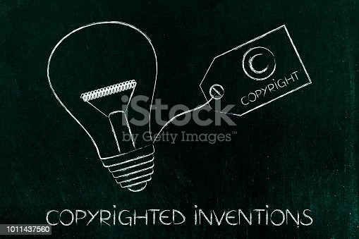 istock idea lightbulb with copyright tag 1011437560