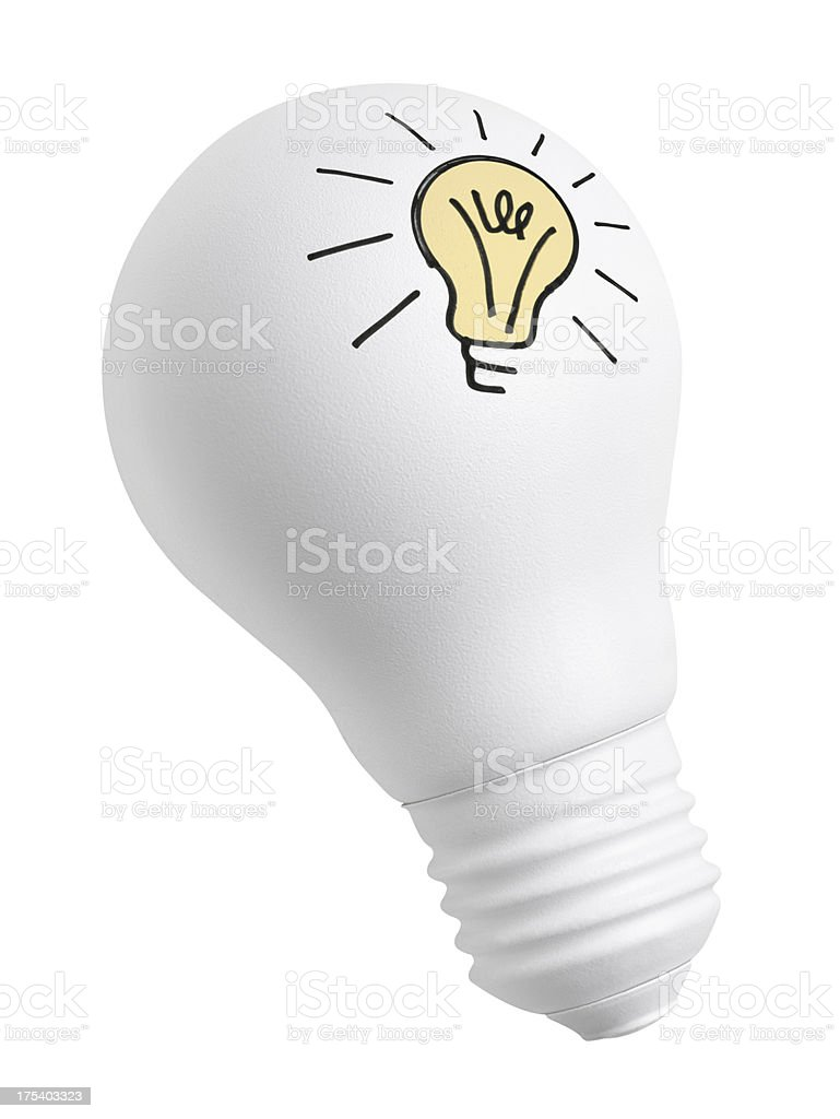 Idea. royalty-free stock photo
