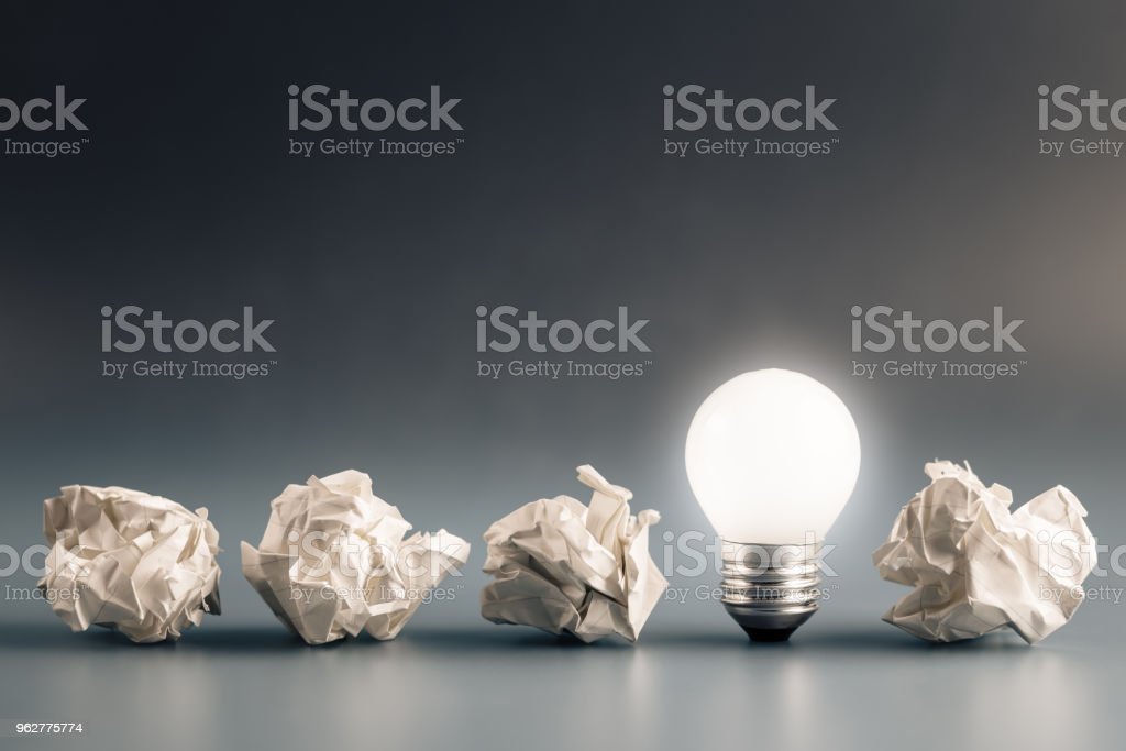 Idee-Lösung – Foto