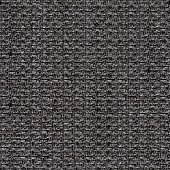 istock Ideal dark fabric background for your excellent style. Seamless square texture. 1151627111