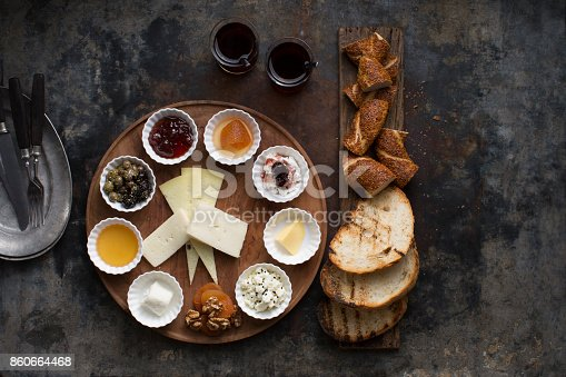 istock Ideal French breakfast 860664468