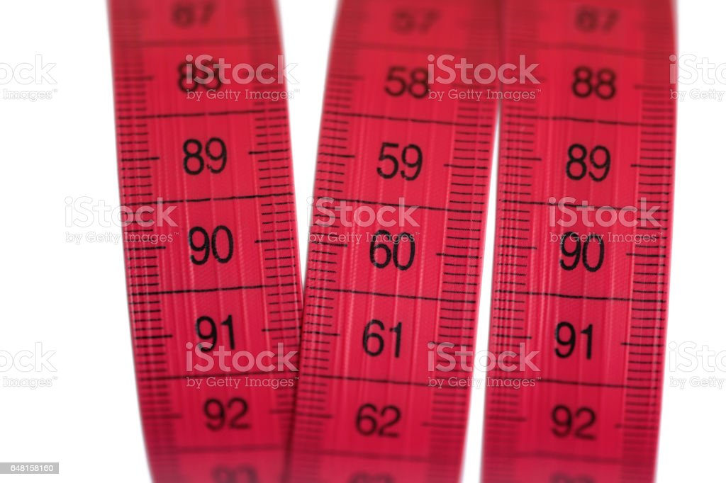 ideal parameters for women stock photo
