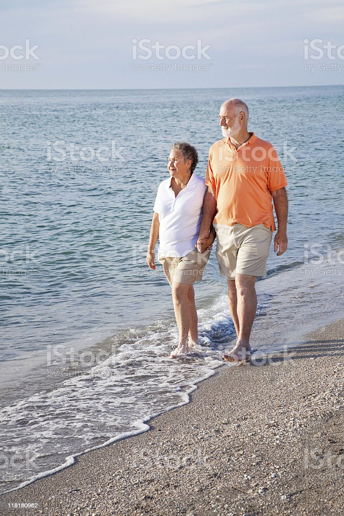 Ideal Retirement royalty-free stock photo