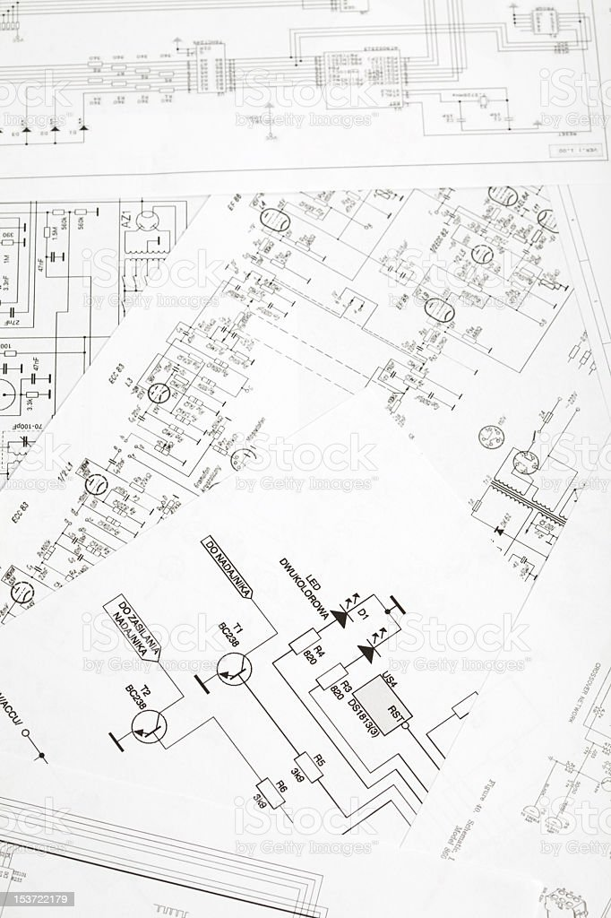 Wiring Diagram Stock Photos  Pictures  U0026 Royalty