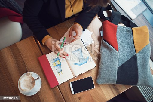 istock Ideas Over Coffee 936464732