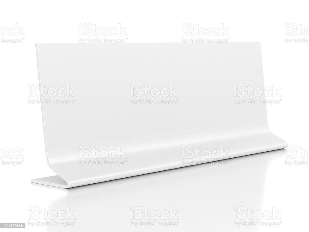 name plate template