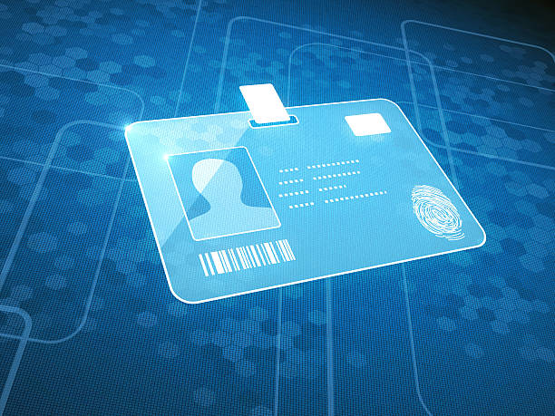 identification - identity card stock photos and pictures