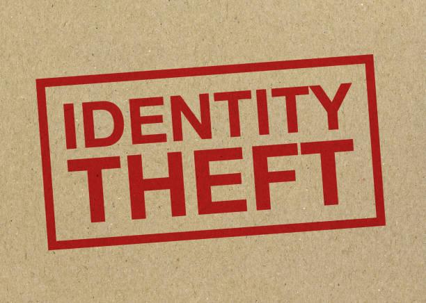 robo de identidad - robo de identidad fotografías e imágenes de stock