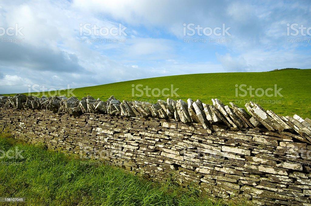 Idylic Countryside royalty-free stock photo